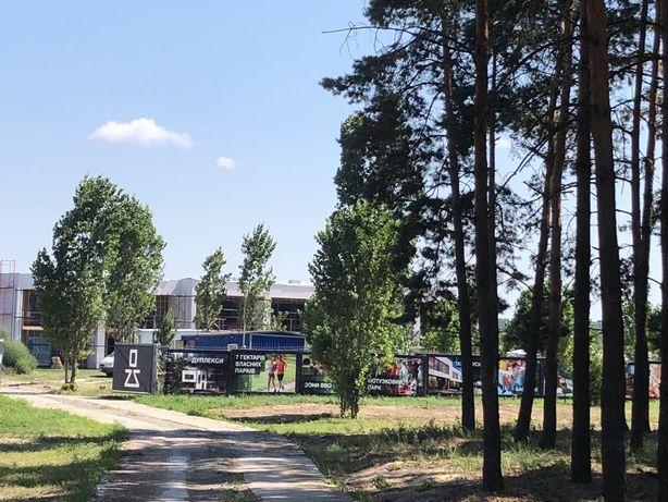 Земельный участок в Лебедевке возле КГ ZENHOUSE