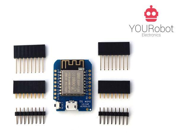 Microcontrolador WeMos/Digispark/Teensy/Blue Pill
