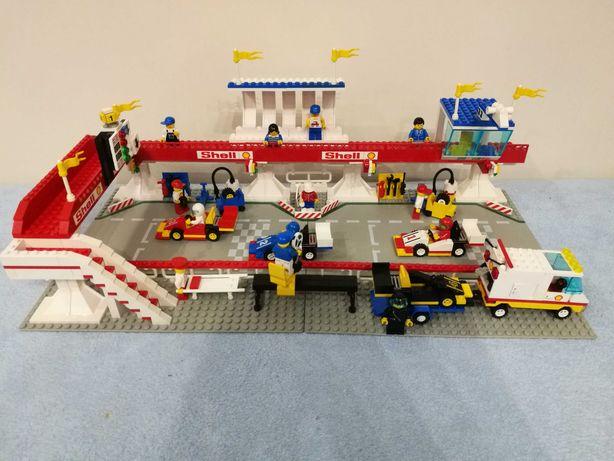 Lego City Town miasto 6395 BOX Victory Lap Raceway