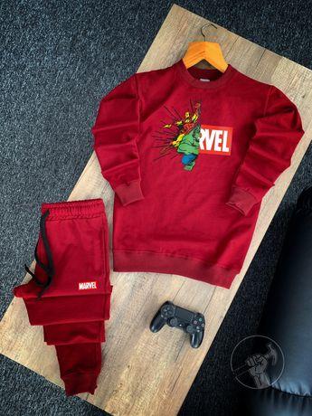 Мужской спортивный костюм Марвел - (весенний свитшот и штаны)