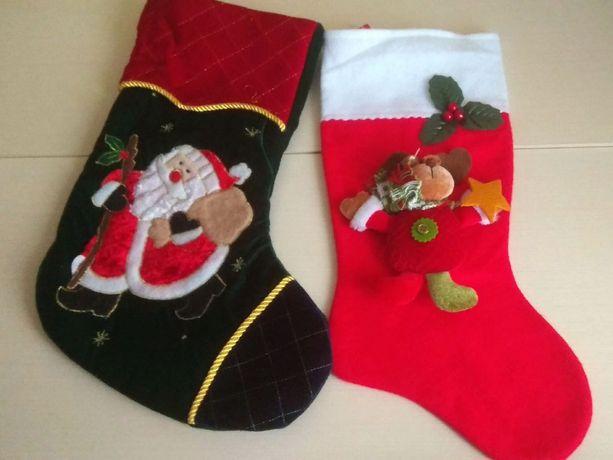 Новогодние носки /сапожки для подарков