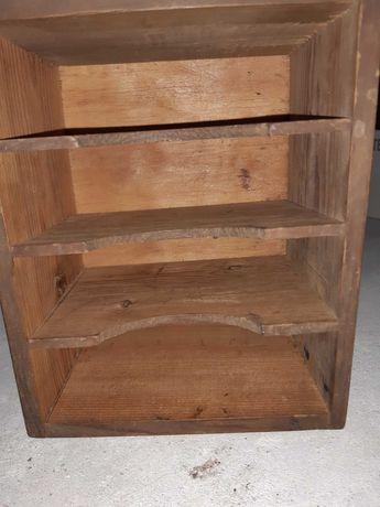 Papeleira, ou mini prateleira madeira massiva