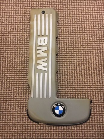Диффузор-крышка на двиготель BMW M-57