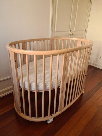 Cama Stokke sleepi bed/ berço evolutivo