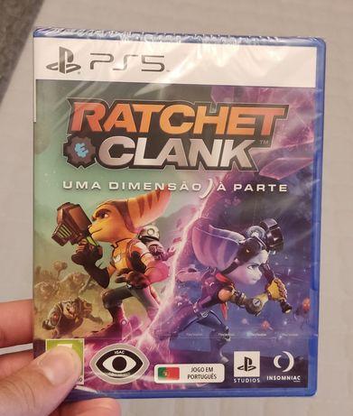 Vendo jogo Ratchet e Clank para PS5
