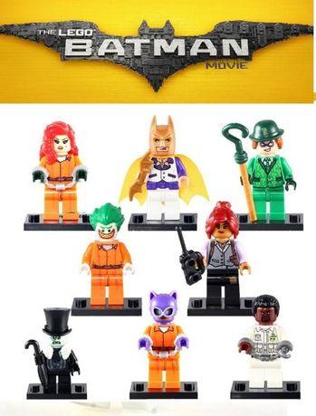 Bonecos minifiguras Super Heróis nº55 Marvel / DC Comic (compat. lego)