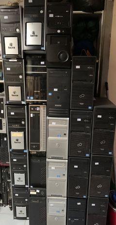 Брендові компютери з HP Fujitsu Acer Intel Core i3 i5 i7 Xeon G620 бу