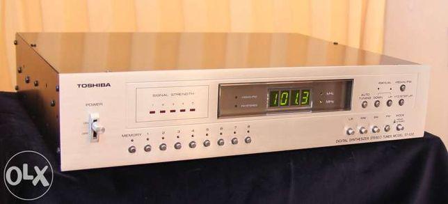 Sintonizador / rádio vintage toshiba st-530