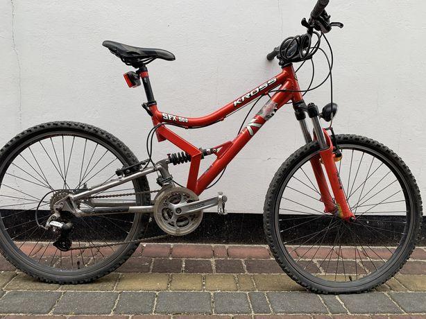 Rower górski cross sfx 500