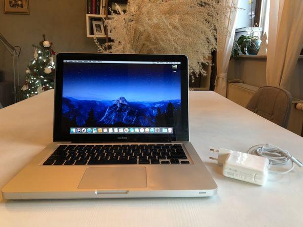 Apple Macbook 5.1 SSD, nowa bateria, oryginalny zasilacz