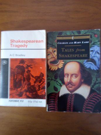Książki Shakespeare Szekspir po angielsku