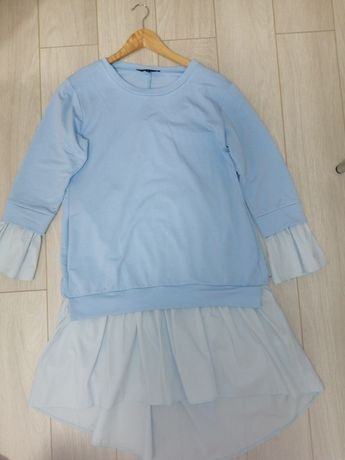 Платье Andrea Crocetta, подойдёт беременным