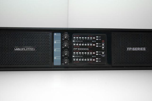 Końcówka mocy FP 10000q (lab gruppen, powersoft, synq)