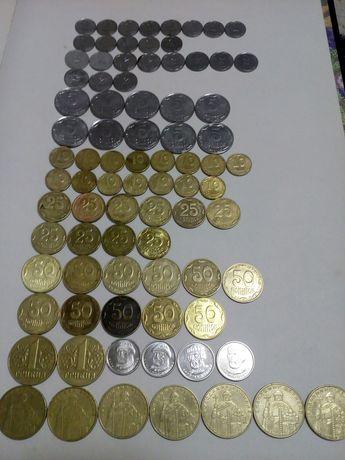 Колекція монет України