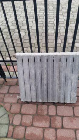 Kaloryfer aluminiowy używany