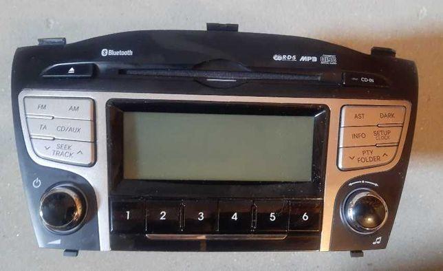 Hyundai IX 35 OE 96160-2Y230TAN radio fabryczne bluetooth CD Mp3
