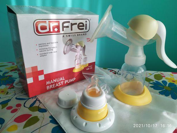 Молоковідсмоктувач механічний  dr. Frei GM-10