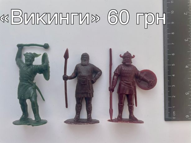 Фигурки соладтиков времен СССР (Наборы ДЗИ)