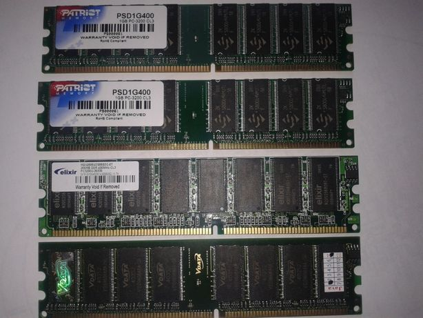 Память PATRIOT Memory 2х1GB