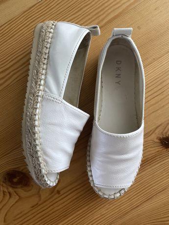 Туфли босоножки макасины лоферы DKNY Donna Karan оригинал