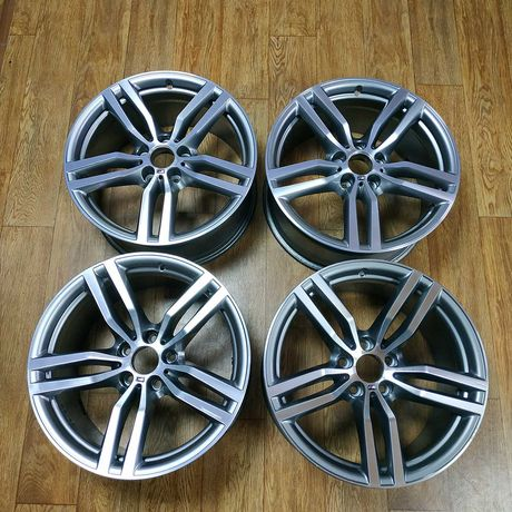 R19 оригинал BMW X5 X6 e70 e71 F15 F16 стиль 623M диски бмв 7849630