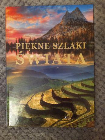 Książka  'Piękne szlaki świata