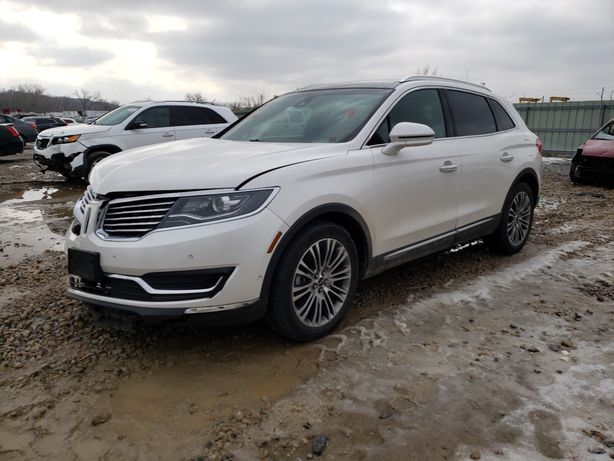 Lincoln MKX (reserve )3.7 AWD 2016
