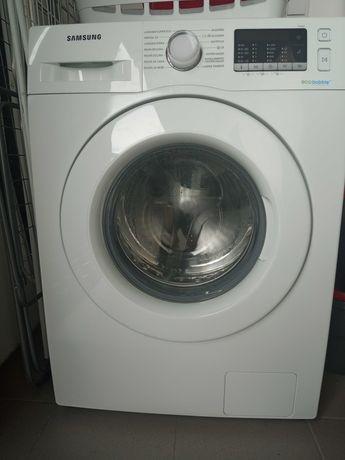 Preço de oferta! Máquina de lavar roupa Samsung 8kg ótimo estado