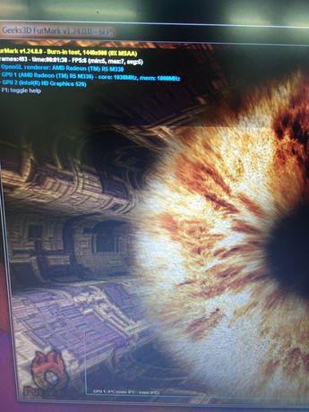 Игровой ноутбук Hp 250 G6/i3/6 поколение/Radeon