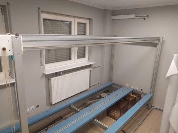 Ploter termiczny Coner 300x130x130 obszar roboczy