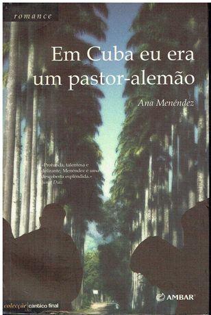 12093  Em Cuba Eu Era Um Pastor-Alemão de Ana Menéndez