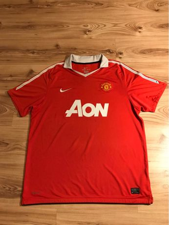 Koszulka nike Manchester united xl 2010