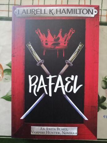 Livro da saga Anita Blake - Rafael