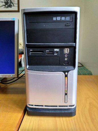 PC - Intel® Pentium® E2180 2.0Ghz/2GB/GMA 950/DVD/Leitor