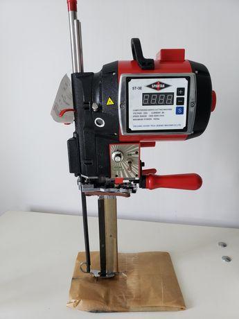 Раскройный сабельный нож с сервомотором для швейного производства