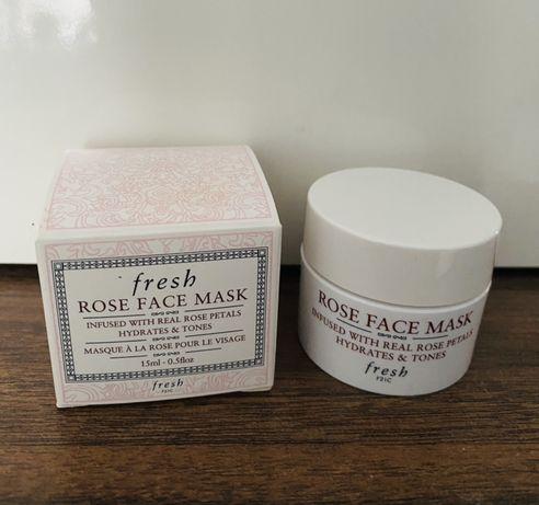 Rose face mask 15 ml