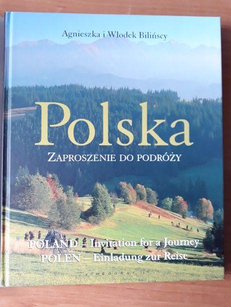Polska Zaproszenie do podróży Bilińska Agnieszka, Biliński Włodek