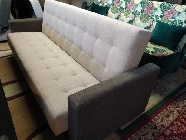 Sofa/kanapa/Wersalka z bokami Pikowana, wygodna, od ręki.
