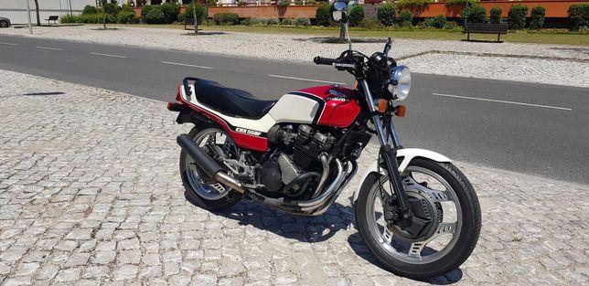 Honda CBX 550 F1