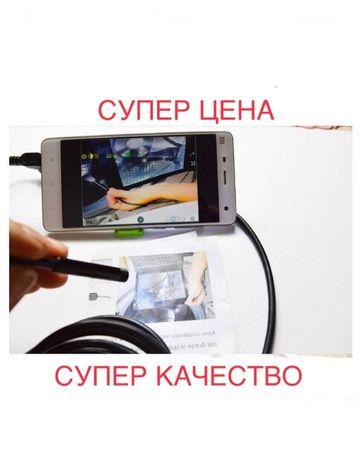 Ендоскоп 5,5мм 1, 2, 3.5 и 5м Android Ендоскоп бороскоп для телефонов
