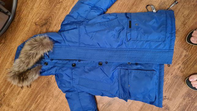 Продам куртку 140 Gulliver