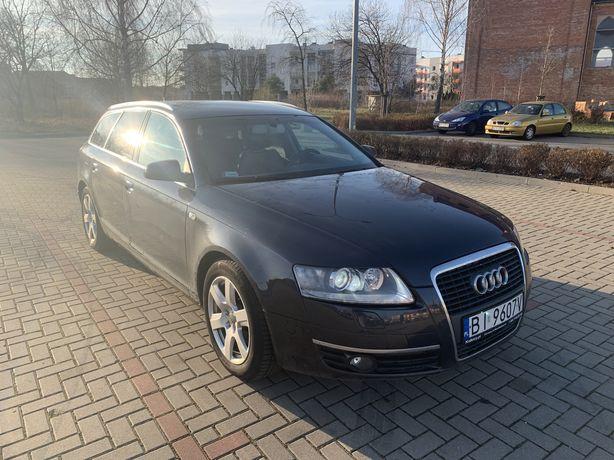 Audi a6 c6 2.4 + Gaz / Webasto!