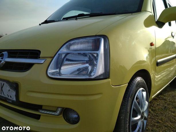 Opel Agila 1.2 B Klimatyzacja Elektryka Kamera Cofania SUPER Stan