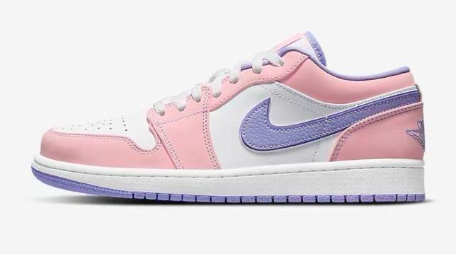 jordan 1 low SE pink