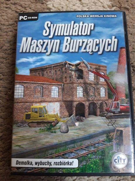 Gra Symulator maszyn burzących