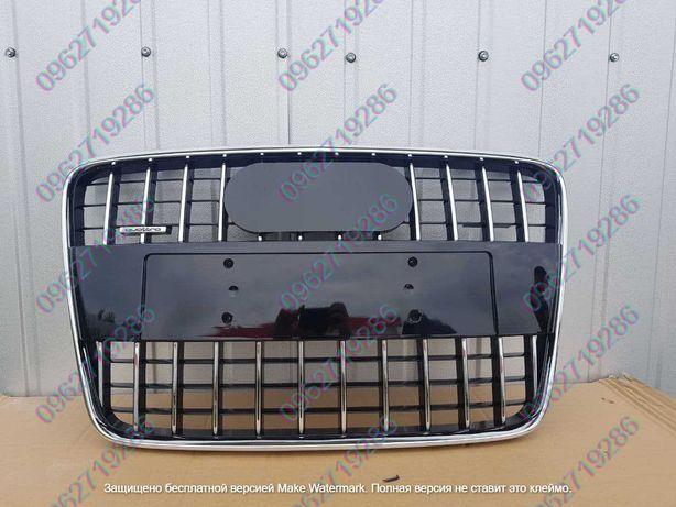 Audi Q7 Решетка радиатора 2010-2015 Ауди ку7 кю7