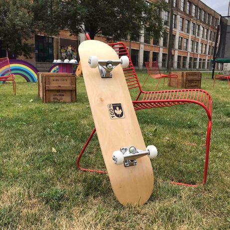 Скейт (скейтборд ) для трюков и езды по городу canada  до 80 кг