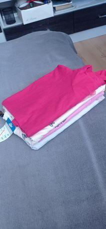 4 pary bluzek damskich