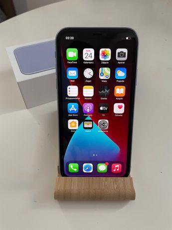 Apple iPhone 11 64GB Purple (Fioletowy) USZKODZONY