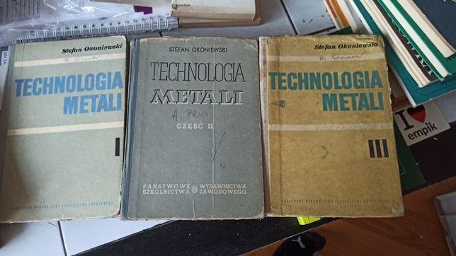 Technologia metali Okoniewski i ii iii